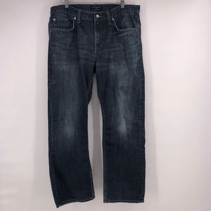 Banana Republic Jeans straight leg size 35x30